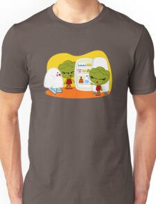 A Ghost In The Kitchen Unisex T-Shirt