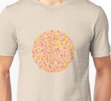 Colour Blind Test no.5 Unisex T-Shirt