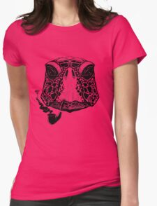 take your time Womens Fitted T-Shirt