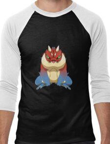 Tiny Tetsucabra Men's Baseball ¾ T-Shirt