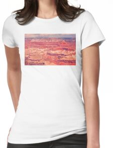 RT14 - Grand Canyon National Park - Arizona Womens Fitted T-Shirt