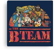 The B Team Canvas Print