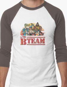 The B Team Men's Baseball ¾ T-Shirt