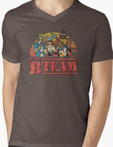 The B Team Mens V-Neck T-Shirt