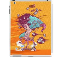 FISHBOY iPad Case/Skin