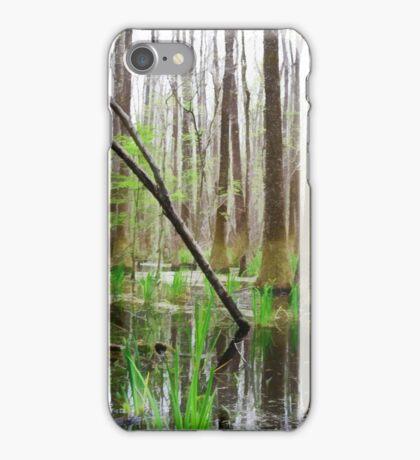 Spring in the Marsh iPhone Case/Skin