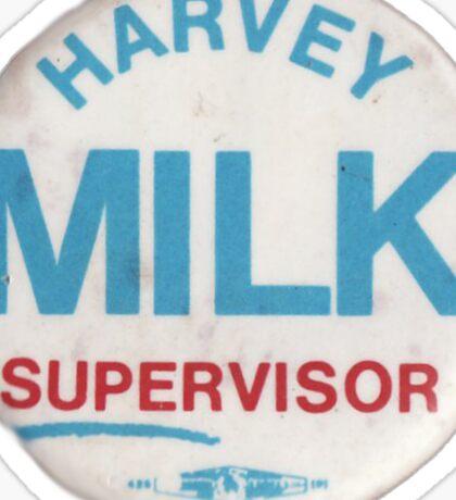 Harvey Milk for Supervisor Button Sticker