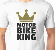 Motorbike king Unisex T-Shirt
