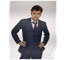 The Tenth Doctor - 5 Poster