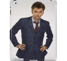 The Tenth Doctor - 5 iPad Case/Skin