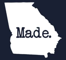 Georgia Made GA Kids Tee