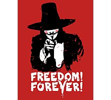 Freedom Forever Photographic Print