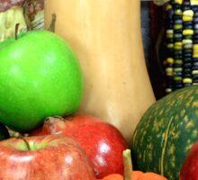 Fall fruits Sticker
