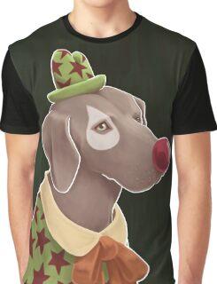 weimaraner Graphic T-Shirt