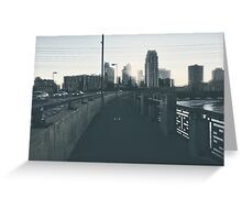 400 Lux Greeting Card
