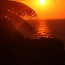 Sunrise over Cap-Haitien Bay by Kent Nickell