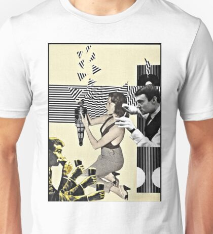 The Hairdresser Unisex T-Shirt