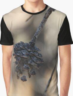 Pine cone. Chiricahua Mountains, Arizona, USA. Graphic T-Shirt