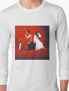 Elephant - White Stripes Long Sleeve T-Shirt