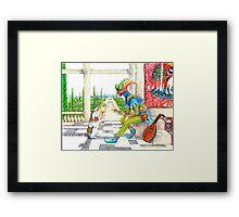 Gasparro  Framed Print