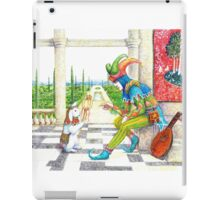 Gasparro  iPad Case/Skin