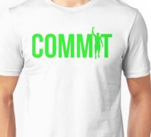 The Commit Tee Unisex T-Shirt