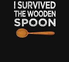 I survived the Wooden Spoon Funny Birthday Gift T-Shirt