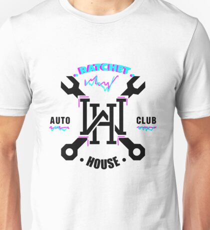 Ratchet House (Wrench House Spoof) Unisex T-Shirt