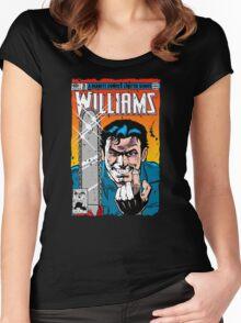 Deadite Comics Women's Fitted Scoop T-Shirt