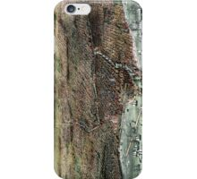 The city of Chicago-1892 iPhone Case/Skin