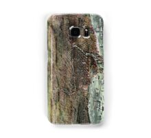 The city of Chicago-1892 Samsung Galaxy Case/Skin