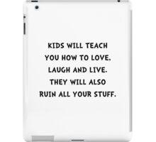 Kids Ruin iPad Case/Skin
