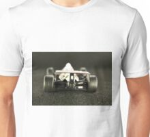 Car racing on high speed Unisex T-Shirt