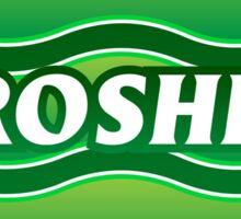 Hiroshima Municipality Japanese Design Sticker