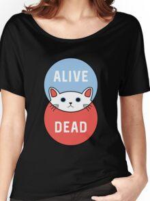Schrodinger's Cat! Women's Relaxed Fit T-Shirt