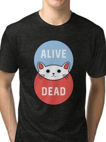 Schrodinger's Cat! Tri-blend T-Shirt