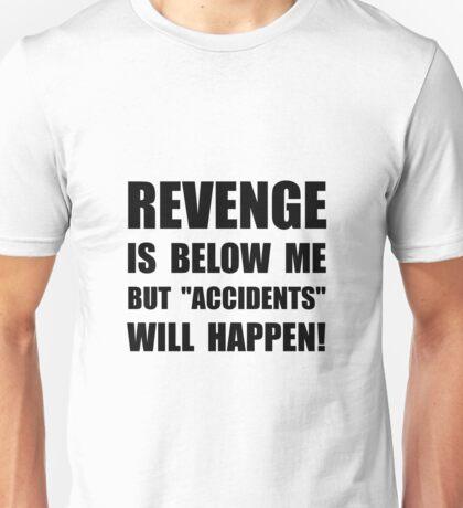 Revenge Accidents Unisex T-Shirt