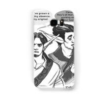 Phoenix&Razer Throwing Shade Samsung Galaxy Case/Skin
