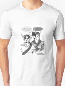 Phoenix&Razer Throwing Shade Unisex T-Shirt
