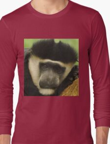 0303 Face only a Mother could Love Long Sleeve T-Shirt