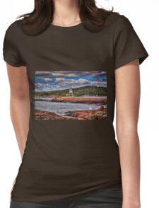 Grand Marais  Womens Fitted T-Shirt