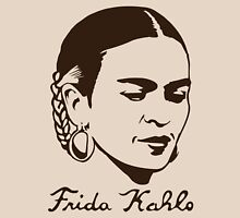 Frida Kahlo T-shirt w/ Real Signature Digitized Women's Relaxed Fit T-Shirt