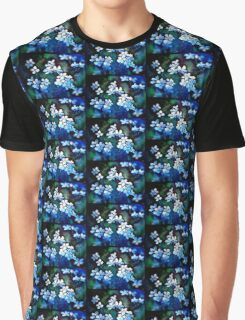 Infinite Meadows...Forget Me Not... Graphic T-Shirt