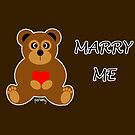 Marry me!  by telberry