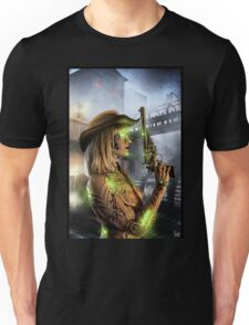 Steampunk Painting 008 Unisex T-Shirt
