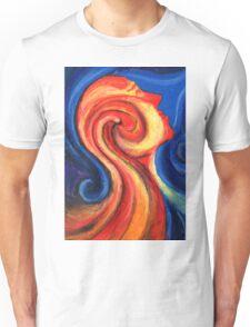 Spiraling Unisex T-Shirt