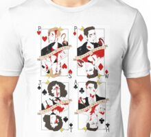 young blood cards - full set Unisex T-Shirt