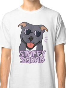 STAFFY SQUAD (blue) Classic T-Shirt