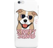 STAFFY SQUAD (fawn) iPhone Case/Skin