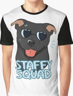 STAFFY SQUAD (black) Graphic T-Shirt